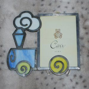 Other - Stained Glass Train Picture Frame